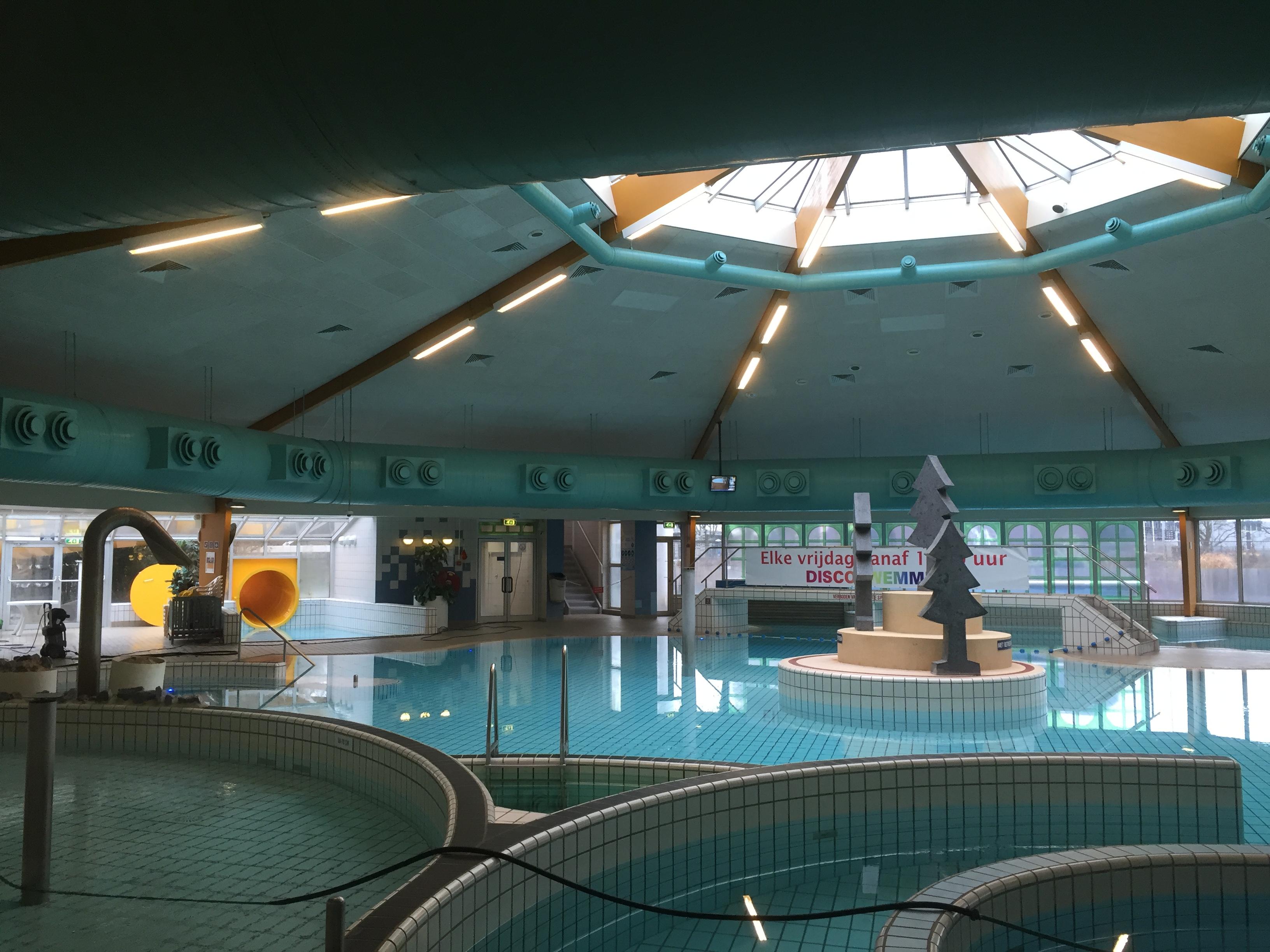 Den Hommel Zwembad.Zwembad Den Hommel Feniks Installatie Adviseurs